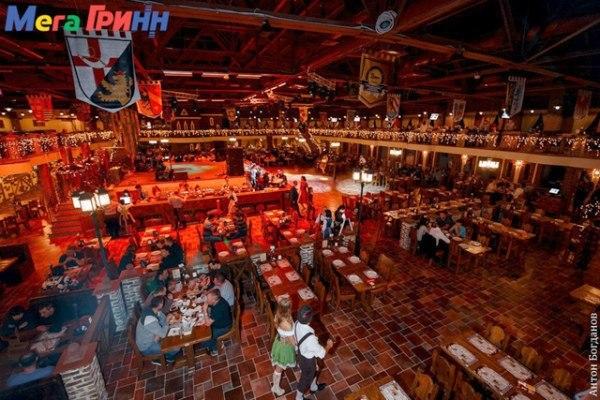 Новый ресторан в мегогрине
